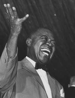 Louis Armstrong, Roseland Ballroom, New York