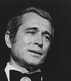 Perry Como, Waldorf Astoria Hotel, New York
