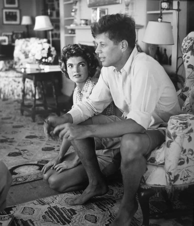 Jackie Kennedy Quotes: John F. Kennedy And Jackie Kennedy, Hyannis