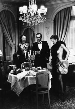 After Dinner, Paris, 1977