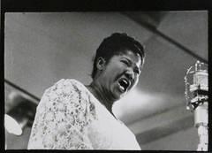 Mahalia Jackson, Newport Jazz Festival, 1958