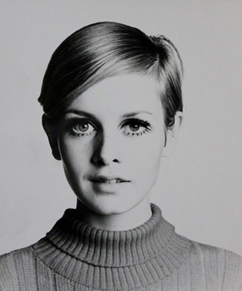 Bert Stern - Twiggy, 1967 (Portrait) 1