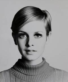 Twiggy, 1967 (Portrait)