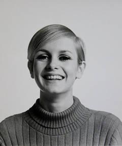Twiggy, 1967 (Smiling)