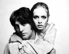 Twiggy and Justin, 1967