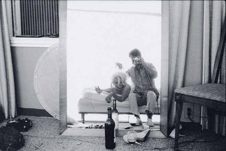 """Bert Stern and Marilyn Monroe: From """"The Last Sitting"""""""