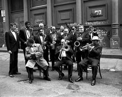 Lincoln Center Jazz Orchestra, New York, 1992