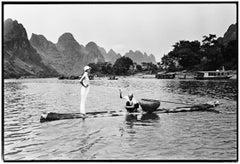 Linda Evangelista, Guangxi, China