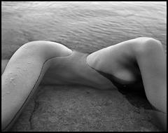 Nude, St. Barthelemy, 1994