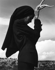 For German ELLE, Cynthia Antonio, Santa Fe, New Mexico, 1990