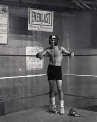Abbi Vega, Gleason's Gym, New York