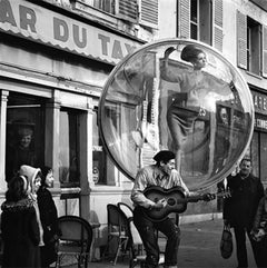 Bubble Guitar, Paris