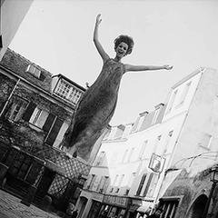 Happy on Air, Paris, 1965