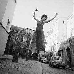 Joy on Air, Paris, 1963