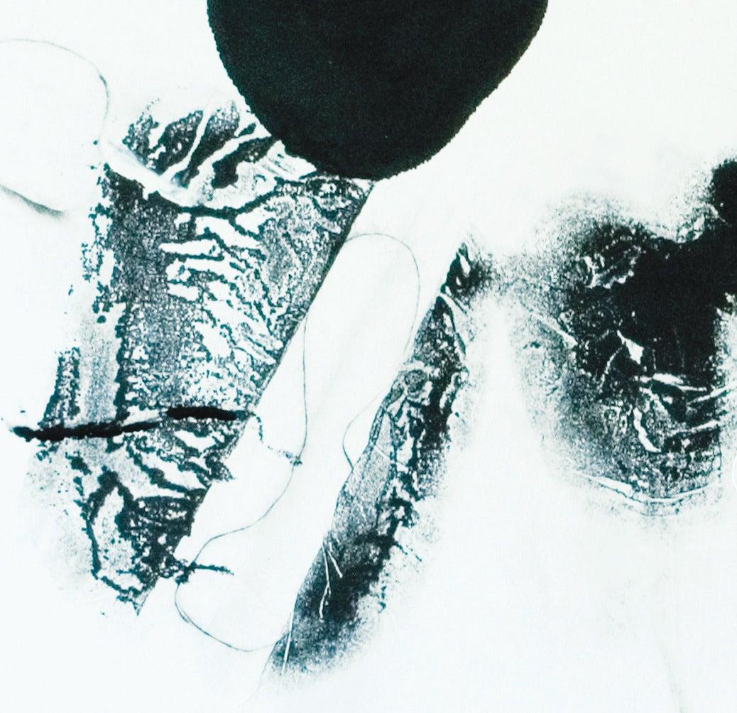 Untitled ( no. 2) - Painting by Zhu Lan