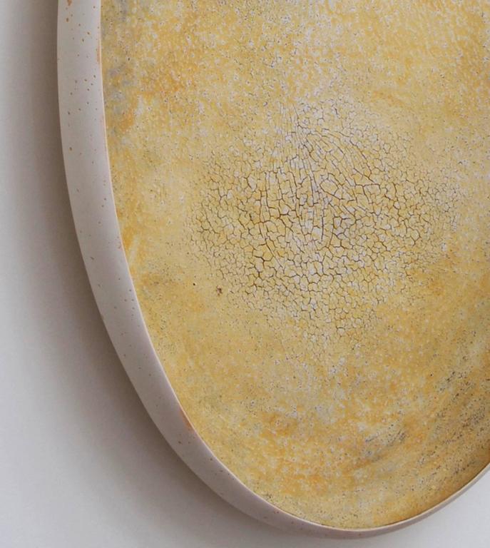 Dissolve/Reveal - Gray Abstract Sculpture by Steven Heinemann