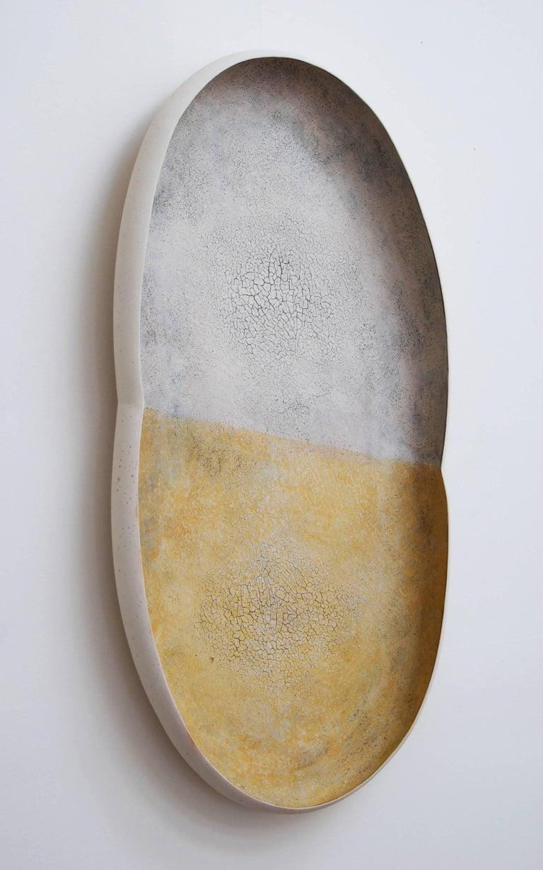 Steven Heinemann Abstract Sculpture - Dissolve/Reveal