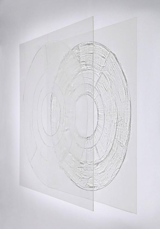 Ania Machudera Abstract Sculpture - Untitled No 18