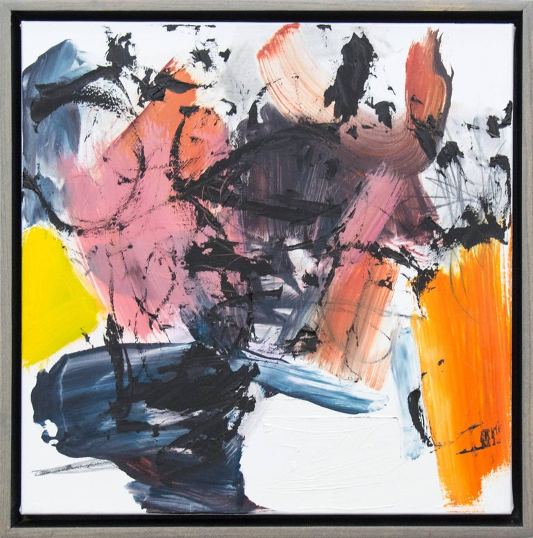 Scott Pattinson Abstract Painting - Denouement No 46