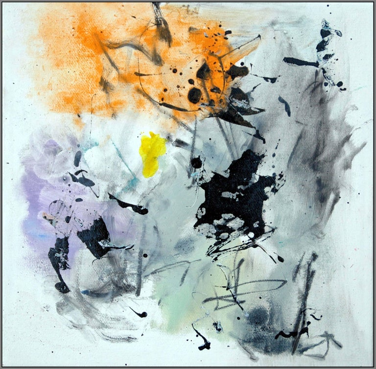 Scott Pattinson Abstract Painting - Denouement No 26