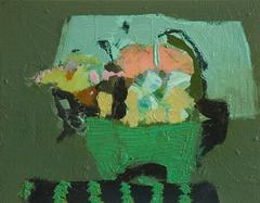 Petit Panier Vert (Little Green Basket)