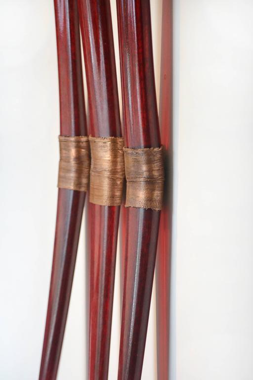 Flames - Contemporary Sculpture by John Paul Robinson