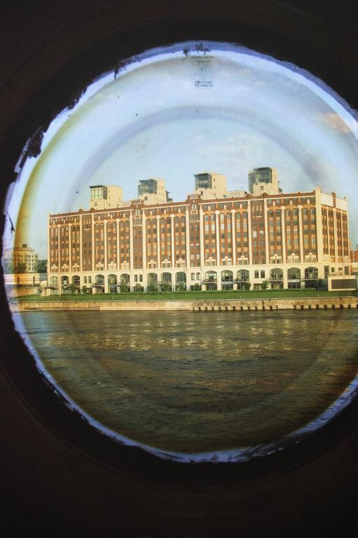 Vantage Point: Portholes (Building)  2
