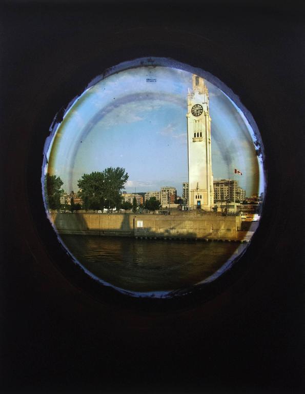 Vantage Point: Portholes (Clock )