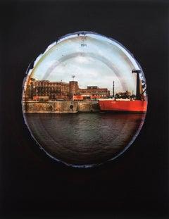 Vantage Point: Portholes (Red Boat No.2)