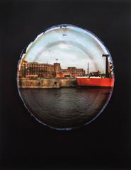 Vantage Point: Portholes (Red Boat No.2)