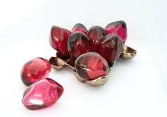 A Piece of a Pomegranate