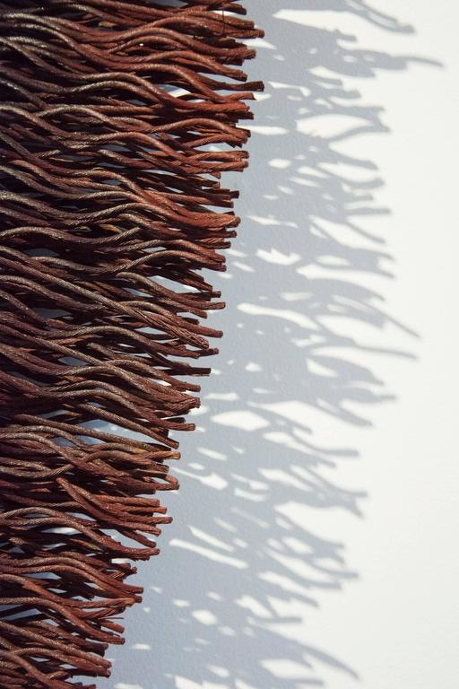 Nimbus - Beige Figurative Sculpture by Dale Dunning