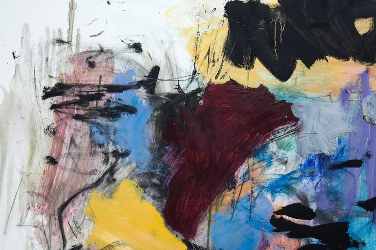 Clyde House No 91 - Contemporary Painting by Scott Pattinson