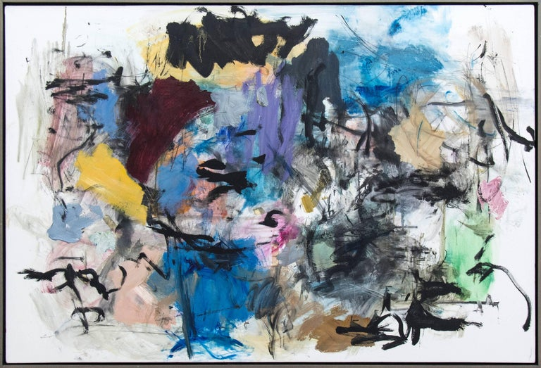 Scott Pattinson Abstract Painting - Clyde House No 91