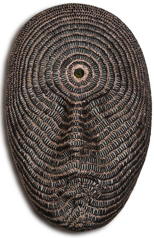 Dale Dunning Figurative Sculpture - Third Eye Ripples