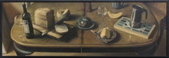 Bread and Wine, Still Life