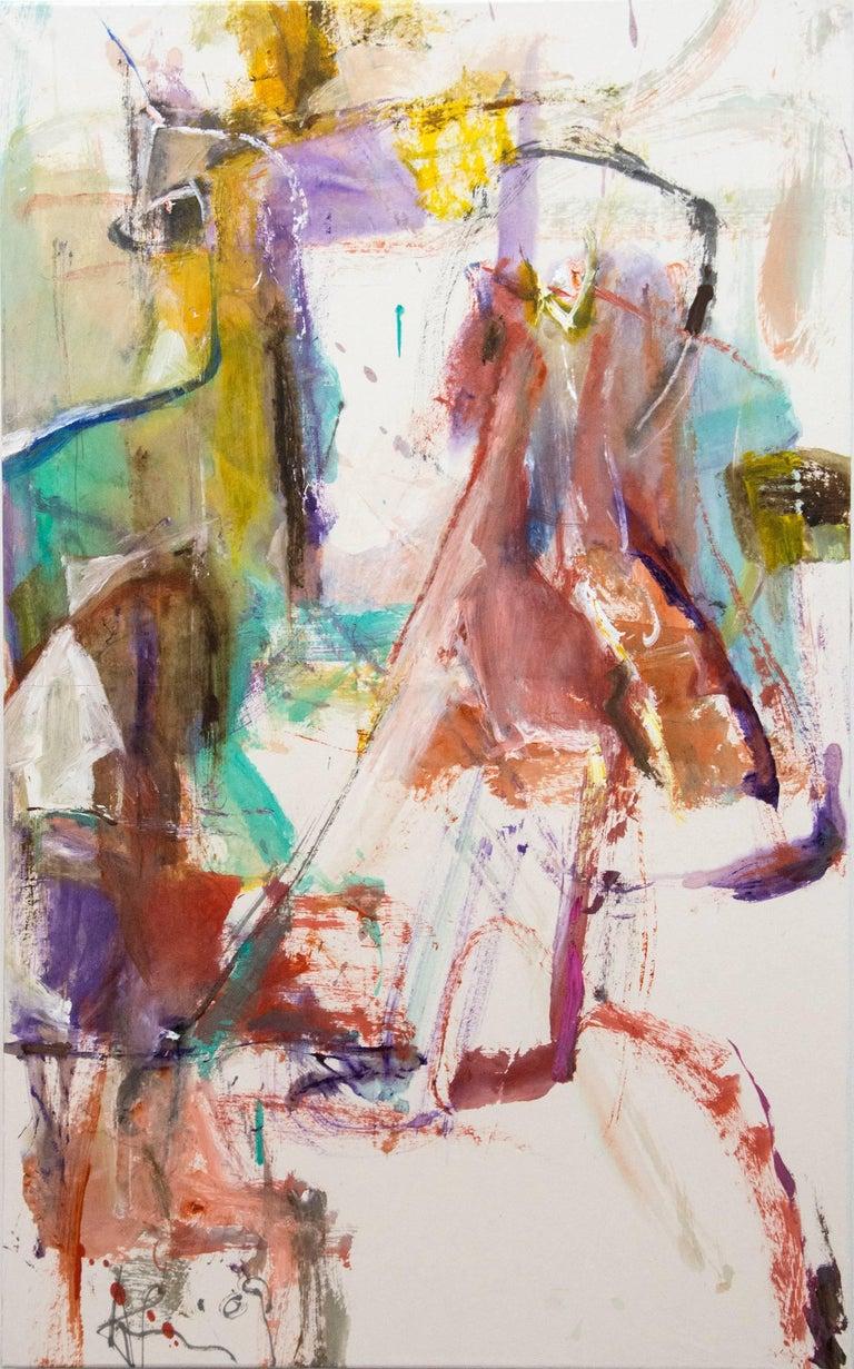 Andrew Lui Animal Painting - Traverser No 3