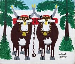 Pair of Oxen