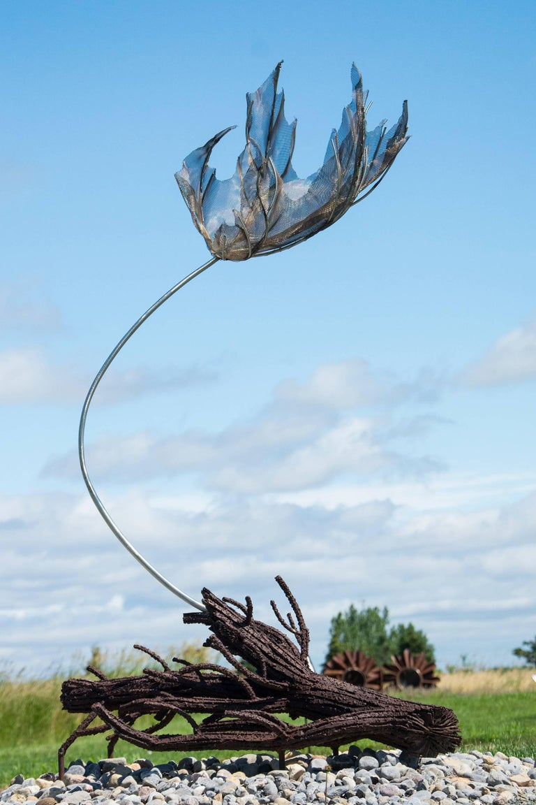 Floyd Elzinga - Sacrifice - Wind Swept Maple Leaf 1