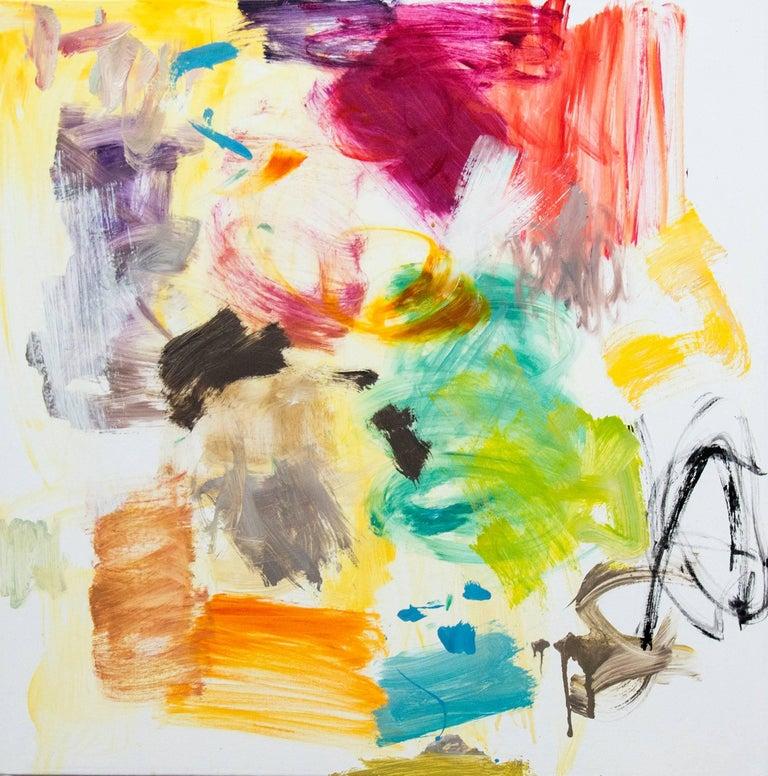 Scott Pattinson Abstract Painting - Kairoi No. 41