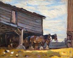 Horses at Rest