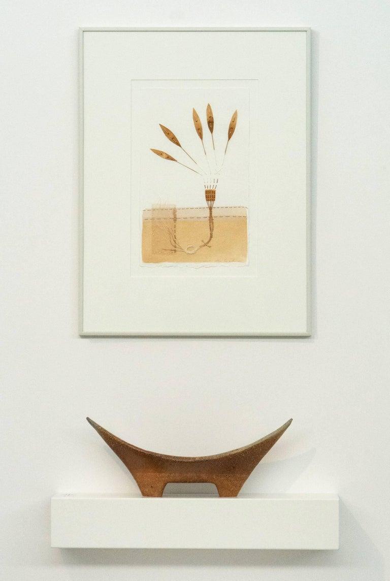 Heather Allen Hietala Still-Life Sculpture - On a Course