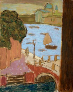 View From the Zattere, Venice