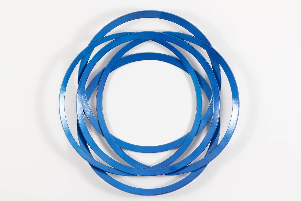 Erratic Color Blue
