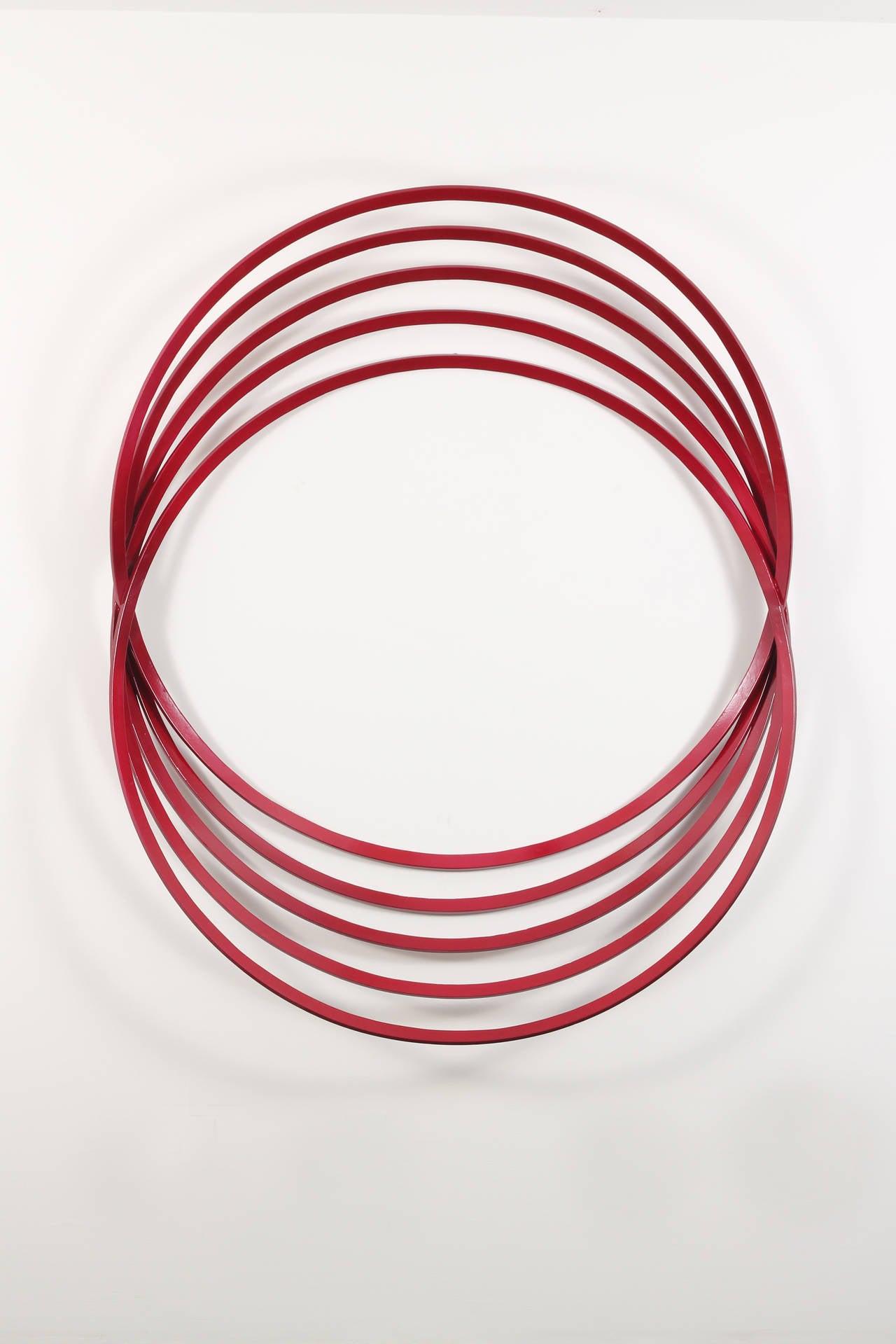 Erratic Color Red