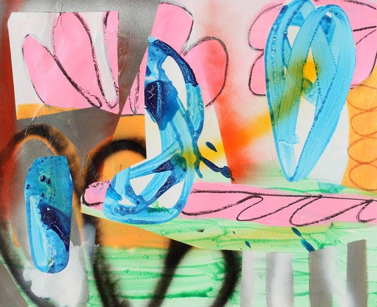 Fiona Ackerman Abstract Drawing - Untitled No 14