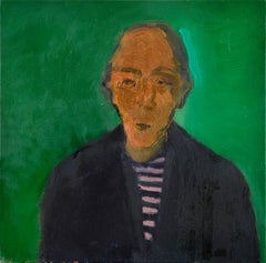 Man with Striped Shirt
