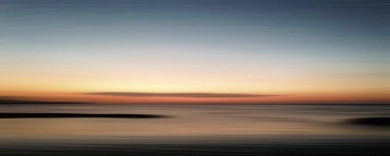 Etienne Labbe Landscape Photograph - Light Cycle