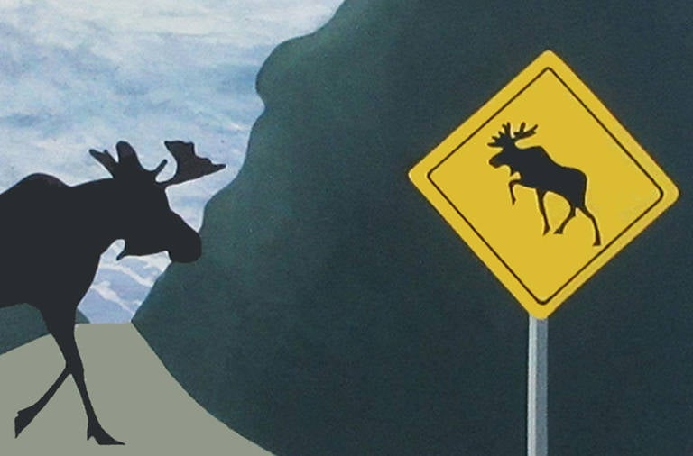 Moose Crossing For Sale 1