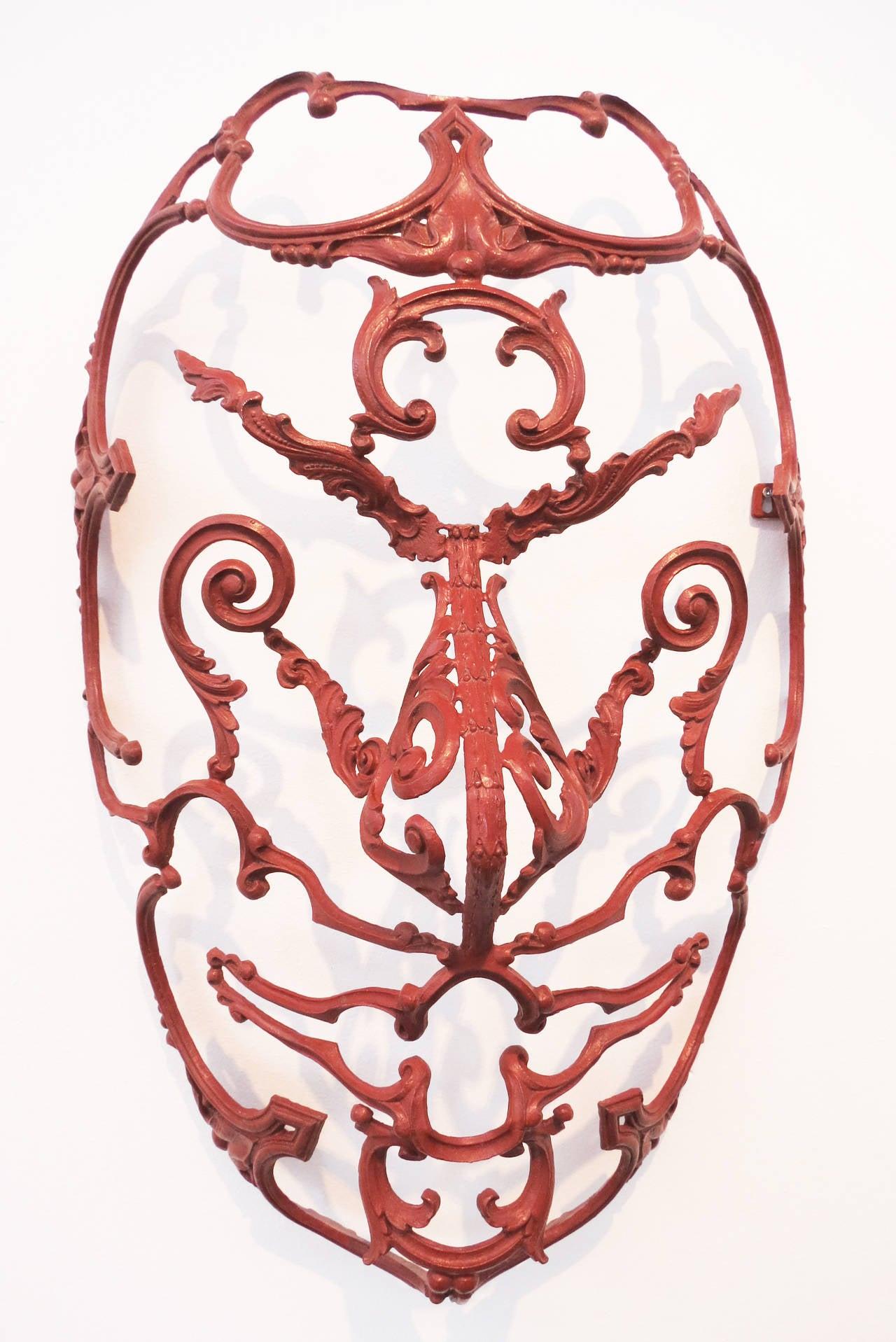 Dale Dunning Figurative Sculpture - Akai Koi